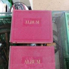 Disques en gomme-laque: LOTE DOS ALBUNES. Lote 192879505
