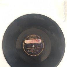 Discos de pizarra: LA NOCHEBUENA DE JEREZ NIÑO DE GLORIA ANTES DE DORMIRME LLORO. Lote 193334396