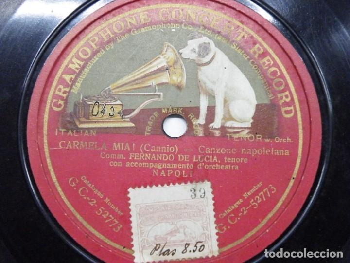 Discos de pizarra: 2 discos de pizarra. (elcofredelabuelo) - Foto 5 - 193371550