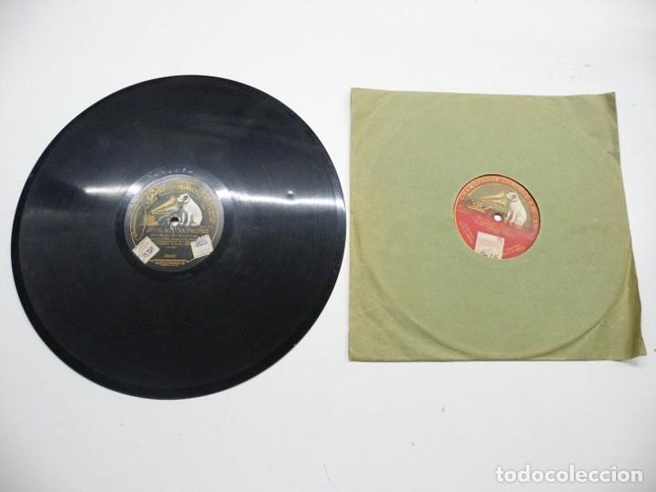 Discos de pizarra: 2 discos de pizarra. (elcofredelabuelo) - Foto 8 - 193371550