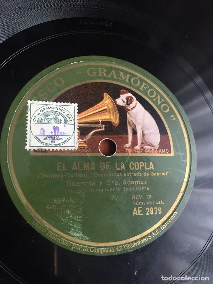 EL ALMA DE LA COPLA (Música - Discos - Pizarra - Flamenco, Canción española y Cuplé)