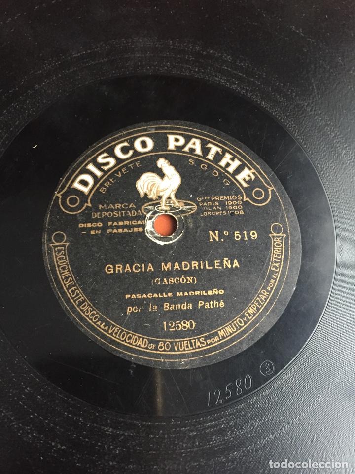 GRACIA MADRILEÑA (Música - Discos - Pizarra - Flamenco, Canción española y Cuplé)