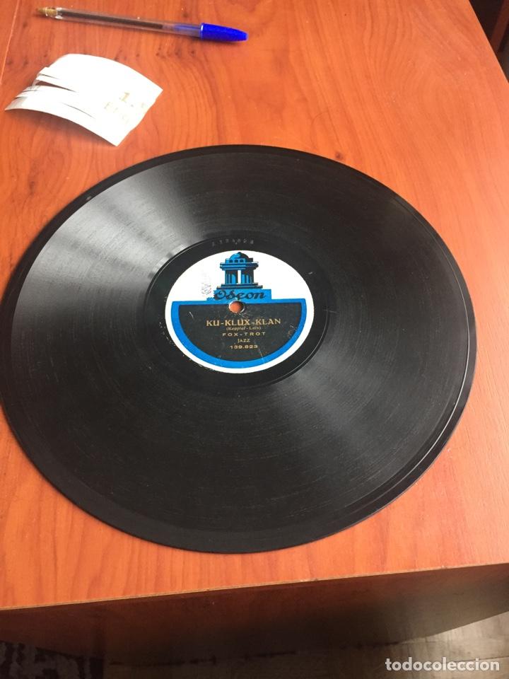 Discos de pizarra: Ku-klux-klan - Foto 2 - 194061585