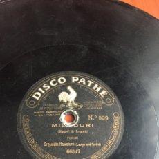 Discos de pizarra: MISOURI. Lote 194061715