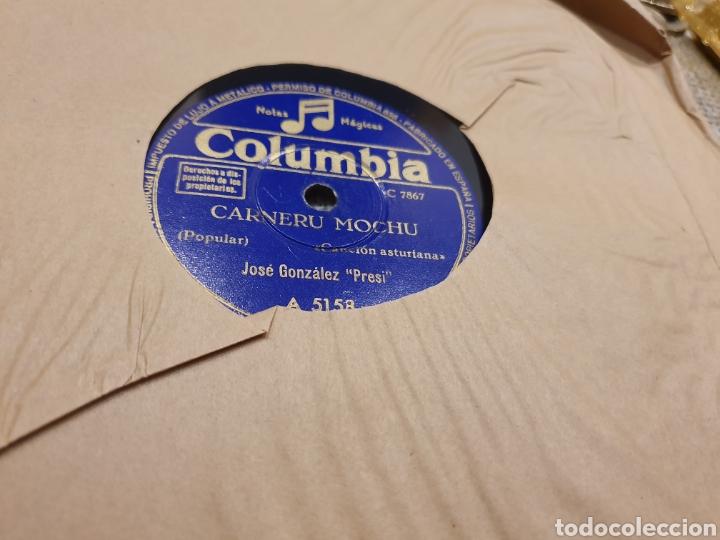 78 RPM EL PRESI/ REGIONAL ASTURIANO (Música - Discos - Pizarra - Flamenco, Canción española y Cuplé)