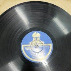 Discos de pizarra: 2 FANDANGUILLOS. NIÑO DE LA HUERTA. ODEÓN. DISCO PIZARRA POR LAS 2 CARAS.. Lote 194201708