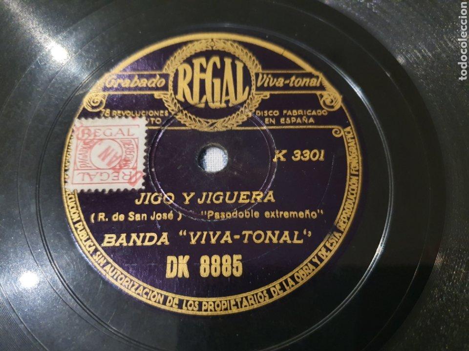 78 RPM PASADOBLE EXTREMEÑO (Música - Discos - Pizarra - Flamenco, Canción española y Cuplé)