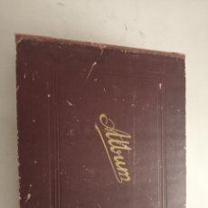 Discos de pizarra: ALBUM CON 10 DISCOS DE PIZARRA. Lote 194357605