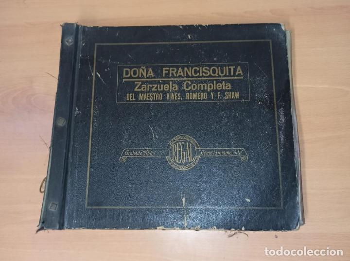 ALBUM DE GRAMOLA (Música - Discos - Pizarra - Clásica, Ópera, Zarzuela y Marchas)