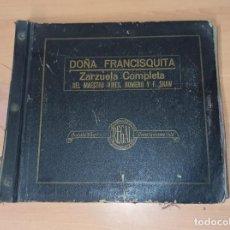 Discos de pizarra: ALBUM DE GRAMOLA. Lote 194370933