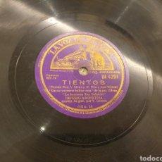 Discos de pizarra: 78 RPM IMPERIO ARGENTINA.. Lote 194571388