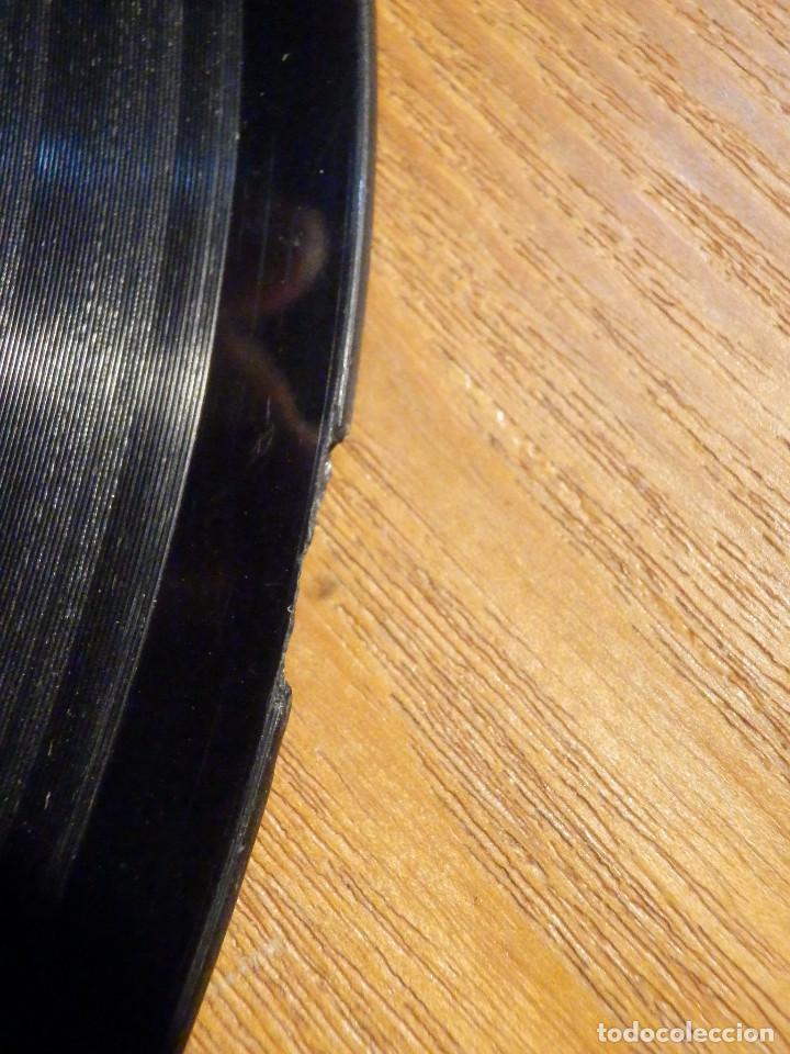 Discos de pizarra: Disco Pizarra - Regal DK 8471 - La andalucita - Soldado Herido - Que triste y que doloroso - Foto 4 - 194642493