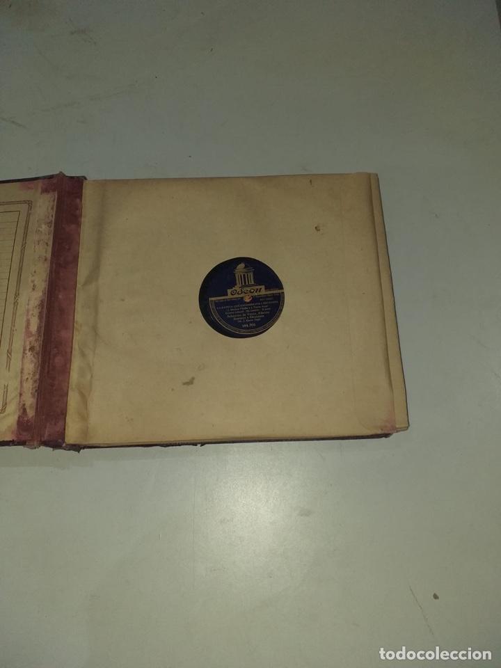 Discos de pizarra: Álbum de 12 discos de pizarra antiguos ver las fotos - Foto 4 - 194643898
