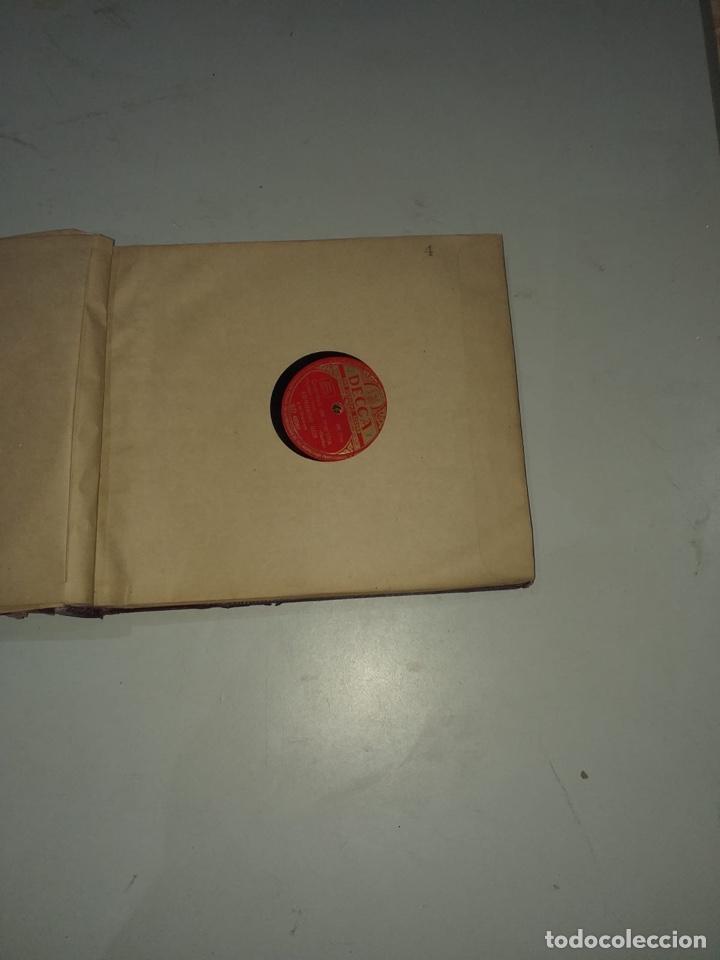 Discos de pizarra: Álbum de 12 discos de pizarra antiguos ver las fotos - Foto 9 - 194643898