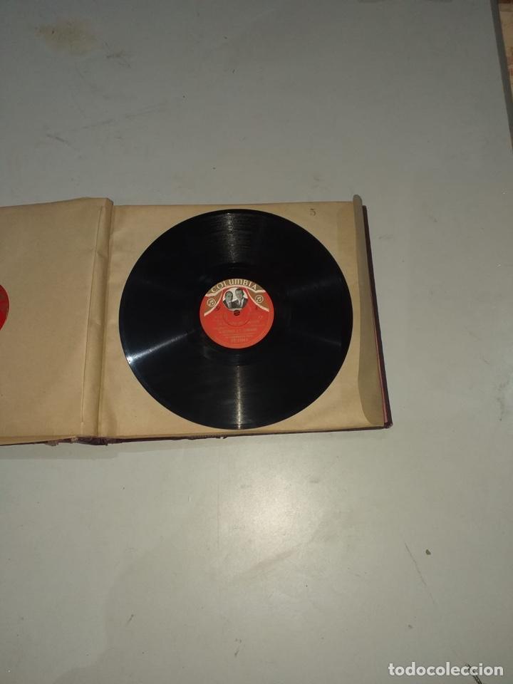 Discos de pizarra: Álbum de 12 discos de pizarra antiguos ver las fotos - Foto 12 - 194643898