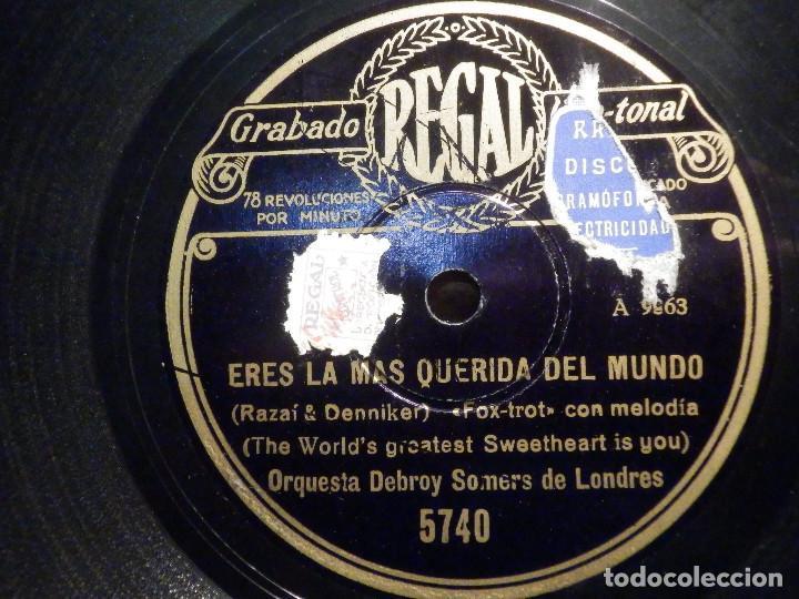 Discos de pizarra: Disco de Pizarra - Regal 5740 - Ratoncito - Mickey Mouse - The world´s greatest Sweetheart is you - - Foto 2 - 194644975