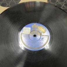 Discos de pizarra: DISCO DE PIZARRA. COMO ESTÁ EL PATIO. SKETCH FONOGRÁFICO. M ROMERO Y F PRADO.. Lote 195015311