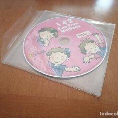 Discos de pizarra: 1 2 3 MELLIZAS. CD DE SER PADRES. EN FUNDA DE PLÁSTICO. VER FOTO. BUEN ESTADO. DIFICIL DE CONSEGUIR. Lote 195091796