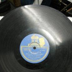 Discos de pizarra: DISCO DE PIZARRA. NIÑO DE LA HUERTA.GUITARRA M. BADAJOZ.. Lote 195097871