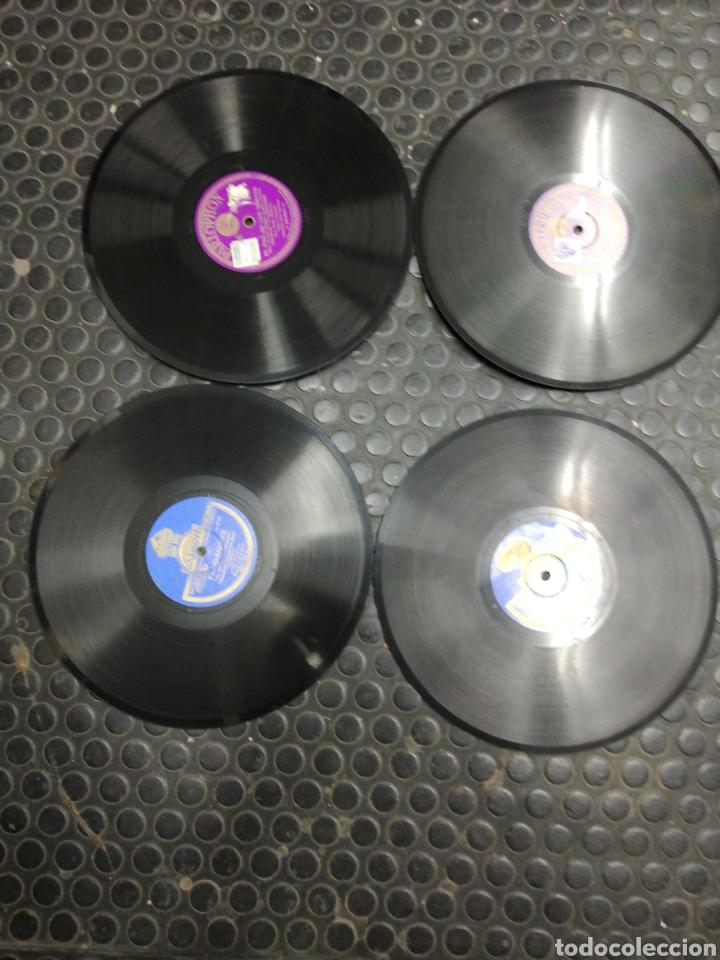 Discos de pizarra: Lote 11 discos de Pizarra. Sellos Odeón, Paelophon, etc - Foto 9 - 195316883