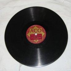 Discos de pizarra: DISCO DE PIZARRA. ROYAL ARTILLERY BAND.. Lote 195372663