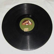 Discos de pizarra: DISCO DE PIZARRA. REGIMIENTO DE AMOR. B.S. HAY QUE CASAR AL PRINCIPE.. Lote 195373205
