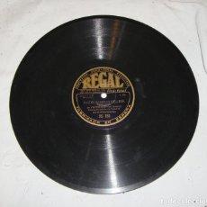 Discos de pizarra: DISCO DE PIZARRA. JOSE CEPERO - A LOS SANTOS DEL DÍA / DE LOS LAURELES. Lote 195377111