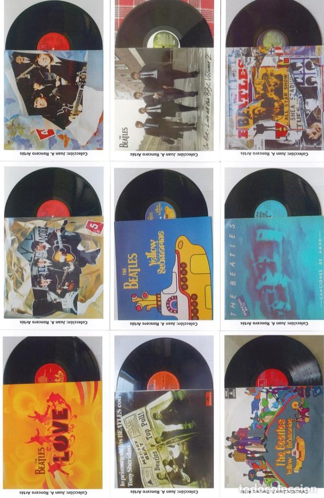 Discos de pizarra: 107 CALENDARIOS DE BOLSILLO DE THE BEATLES -NOVEDAD AÑO 2020 - Foto 5 - 210650232