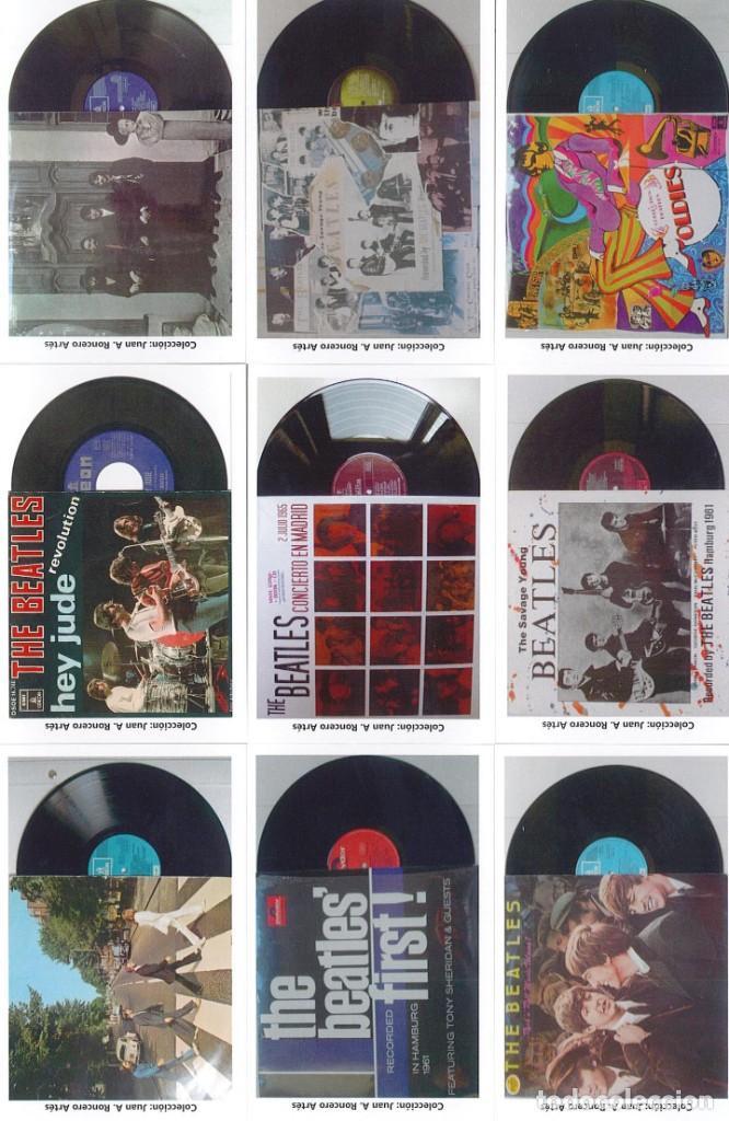 Discos de pizarra: 107 CALENDARIOS DE BOLSILLO DE THE BEATLES -NOVEDAD AÑO 2020 - Foto 6 - 210650232