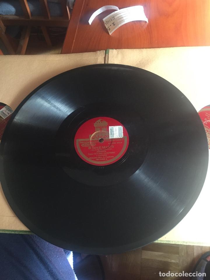 Discos de pizarra: Bohemios álbum completo - Foto 6 - 195974212