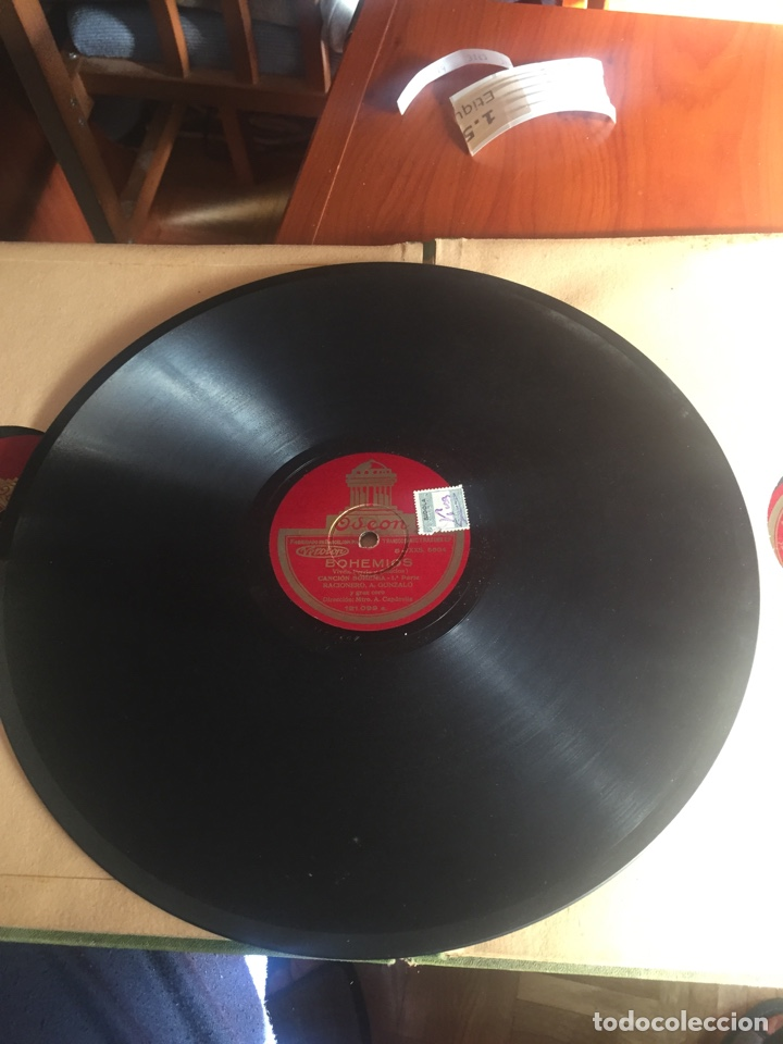 Discos de pizarra: Bohemios álbum completo - Foto 8 - 195974212
