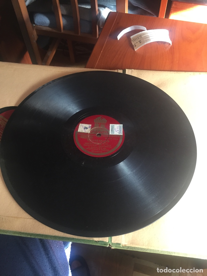 Discos de pizarra: Bohemios álbum completo - Foto 9 - 195974212