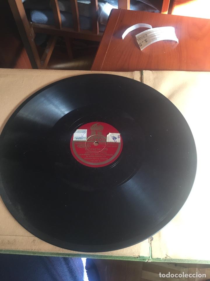 Discos de pizarra: Bohemios álbum completo - Foto 13 - 195974212