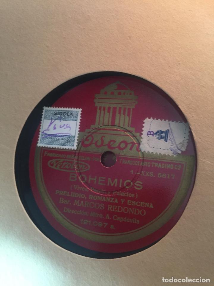 Discos de pizarra: Bohemios álbum completo - Foto 16 - 195974212