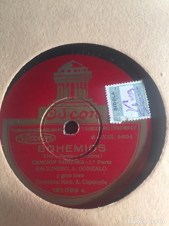Discos de pizarra: Bohemios álbum completo - Foto 18 - 195974212