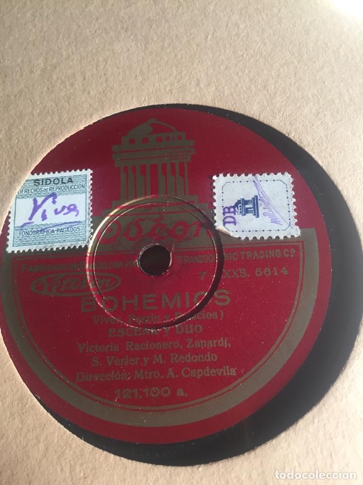 Discos de pizarra: Bohemios álbum completo - Foto 19 - 195974212
