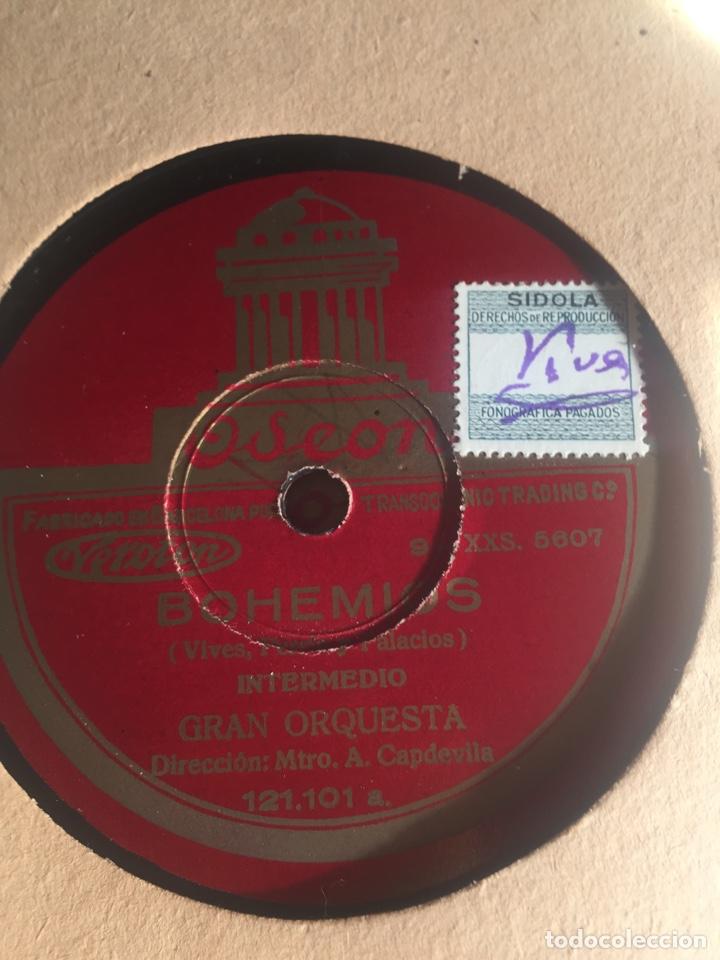 Discos de pizarra: Bohemios álbum completo - Foto 20 - 195974212