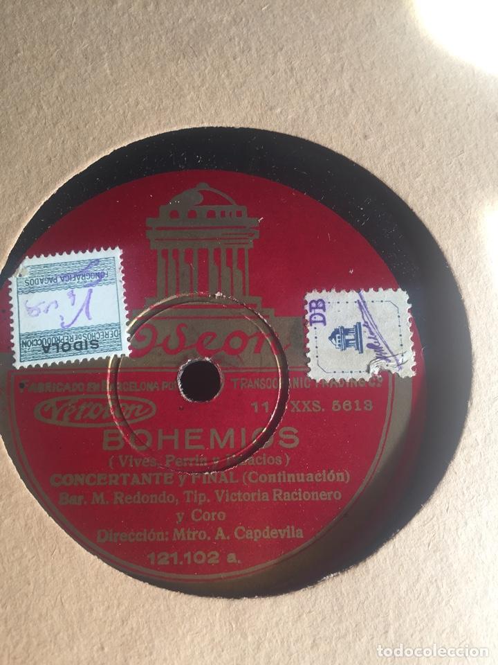 Discos de pizarra: Bohemios álbum completo - Foto 21 - 195974212