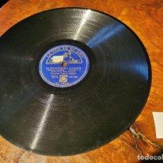 Discos de pizarra: DISCO PIZARRA, LA VOZ DE SU AMO, ORQUESTA, TOMMY D. LA ENCANTADORA FARSANTEY IMAGINACION , N24. Lote 197340030