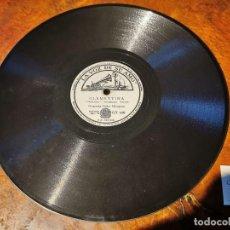 Discos de pizarra: DISCO PIZARRA, LA VOZ DE SU AMO, ORQUESTA, DUKE ELLINGTON, FIVE O´CLOCK D. Y CLEMENTINA, N22. Lote 197341841