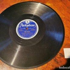 Discos de pizarra: DISCO PIZARRA, PARLOPHONE, HARRY JAMES ORCH, NIGHT SPECIAL Y KING PORTER STOMP, N19. Lote 197343631