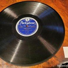 Discos de pizarra: .DISCO PIZARRA, PARLOPHONE, BENNY GOODMAN, CLARINADE Y OOMPH FAH FAH, N15. Lote 197347968