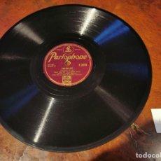 Discos de pizarra: .DISCO PIZARRA, PARLOPHONE, THE CICTOR FELDMAN, ZAMZIBAR Y COOLING OFF, N14. Lote 197349860