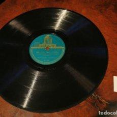 Discos de pizarra: ,DISCO PIZARRA, ODEON, HARRY JAMES, SERENATA DE OTOÑO Y LAS 11.60 DE LA NOCHE. N11. Lote 197351133