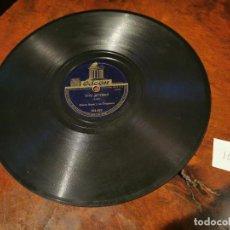 Discos de pizarra: ,DISCO PIZARRA, ODEON, BLUES DEL JARDIN REAL Y THE JITTERS, COUNT BASIE ORQUESTA. N10. Lote 197351627