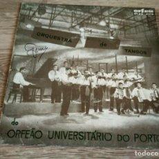 Discos de pizarra: ORQUESTA DE TANGOS - ORFEON UNIVERSITARIO DE OPORTO. Lote 197954995