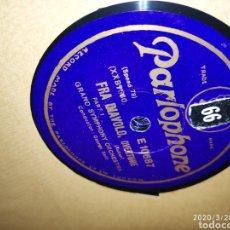 Discos de pizarra: DISCO PIZARRA. Lote 198283021