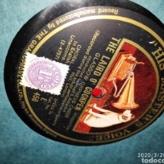Discos de pizarra: DISCO PIZARRA. Lote 198587946