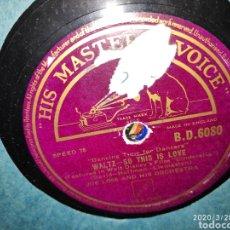 Discos de pizarra: DISCO PIZARRA. Lote 198587968