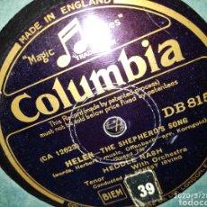 Discos de pizarra: DISCO PIZARRA. Lote 198588003